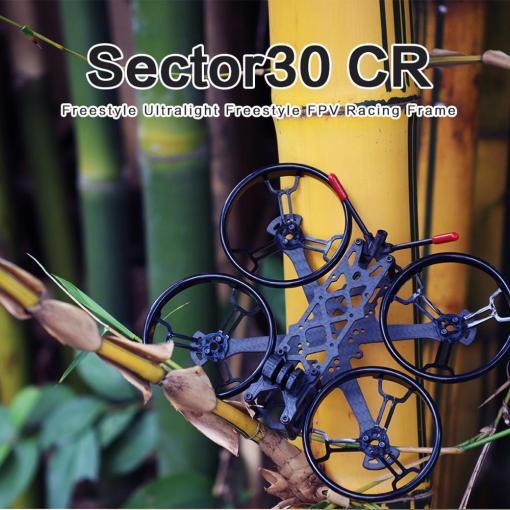 """HGLRC Sector30 3"""" Cinewhoop"""
