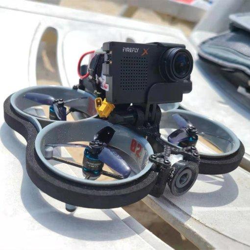 HAWKEYE FIREFLY X LITE mounted
