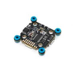 This Hobbywing XRotor F7 flight controller. Designed with DJI connectivity in mind, the XRotor F7 can be mounted in a 20x20mm or 30x30mm format.