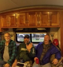 sixteen inspectors inside an rv getting ready to inspect  [ 1832 x 533 Pixel ]