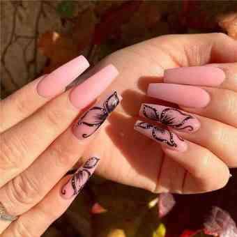 Summer nails design