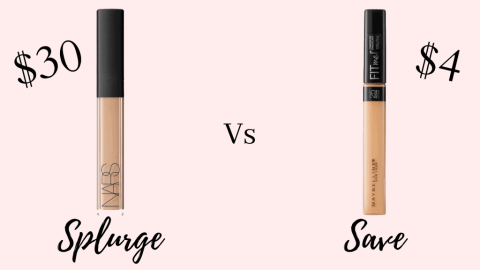 Nars makeup dupes