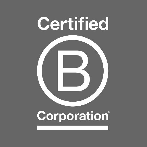 Abundance is a certified B corporation