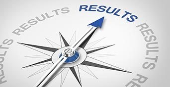 Compass Points to Results
