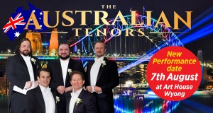 The Australian Tenors® come to Wyong