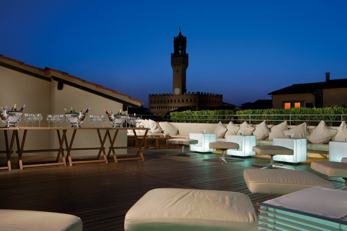 Terrazza Eleven Rooftop Italy 39s Top Hotels According To Mr And Mrs Smith