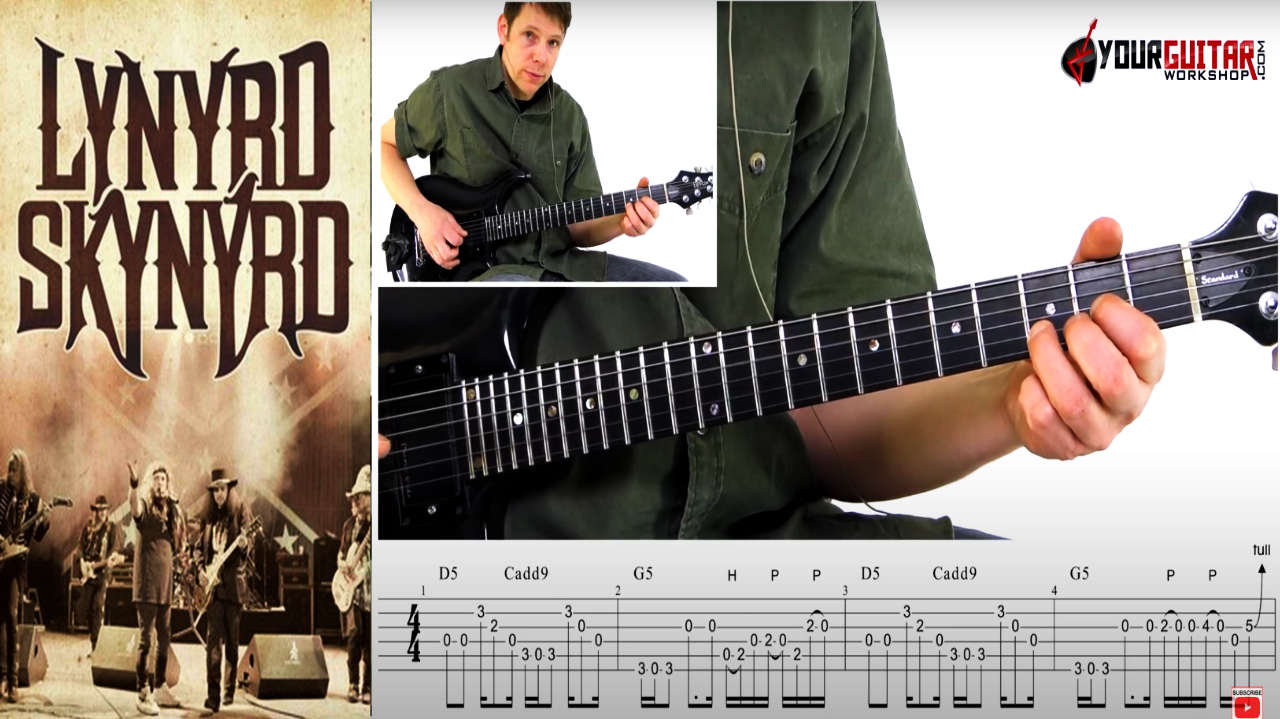 Get help with this lesson. Sweet Home Alabama Guitar Lesson Lynyrd Skynyrd