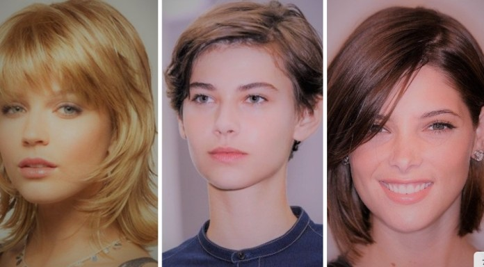 Mind Blowing Short Hairstyles For Round Faces and Thin Hair - YourHairstyler.com