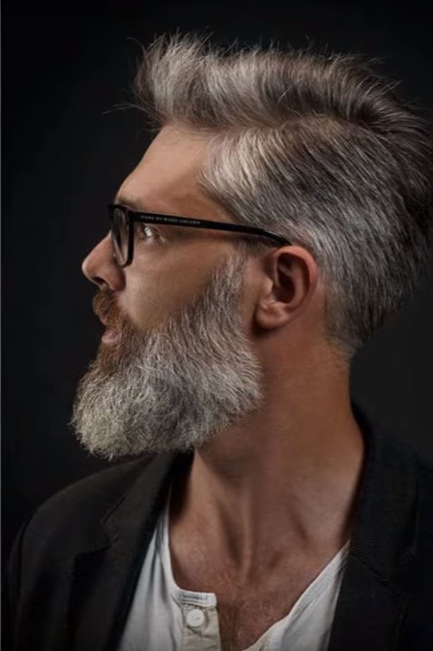 Men S Hairstyles For Thin Hair Over 50 Best Hiarcuts For Older Men