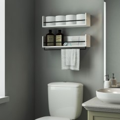 Shelf Above Kitchen Sink Counter Height Stools Of Bathroom Decoration Plan