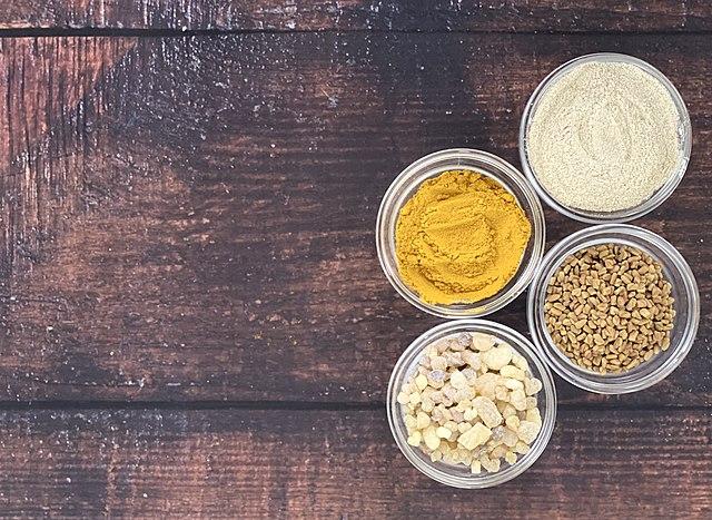 Some arthritis supplements derive from herbal medicine.