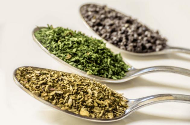 herb spoons