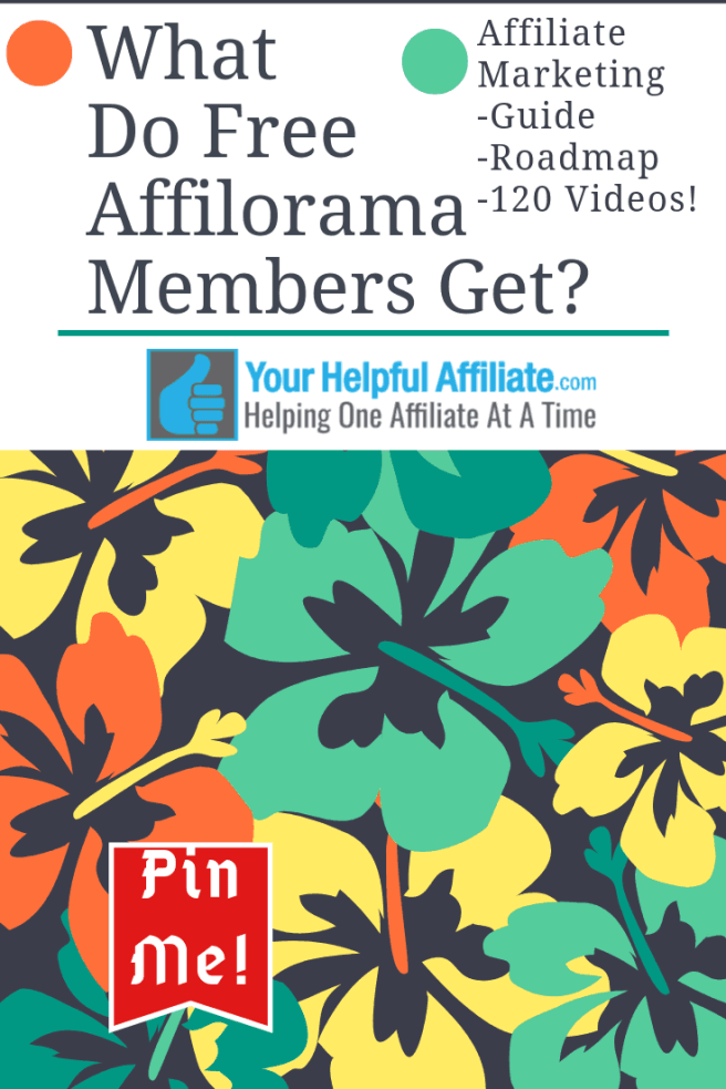 What do Free Affilorama Members Get?