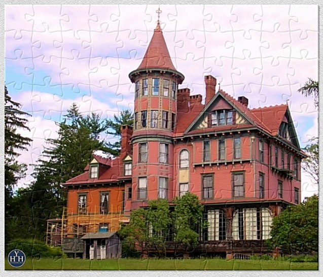 Wilderstein ~ A Hudson River Valley Queen Anne Puzzle Historic House