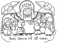 Mary Queen of All Saints