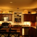 Decor above cabinet kitchen home design and decor reviews