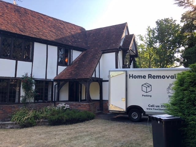 Removals Burnham Bucks