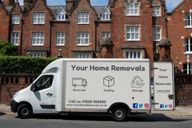 Removals Marlow