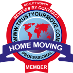 Trust Your move Logo