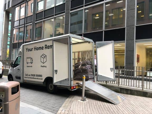 Woking Office Removals