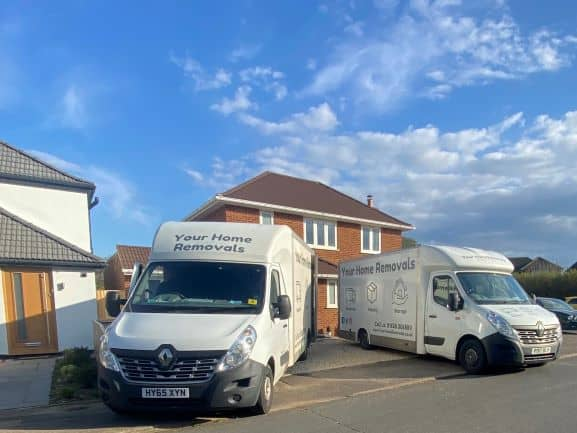 Your Home Removals and Storage Shepperton