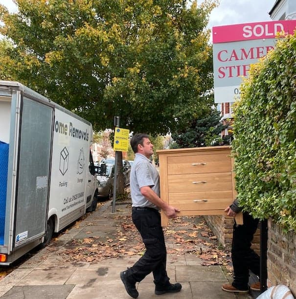 Your Home Removals Chertsey