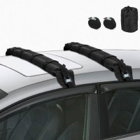 2pcs Universal Inflatable Car Roof Bars Soft Racks Kayak ...