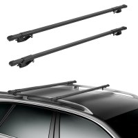 "54"" Universal Car Top Roof Rack Cross Bars Luggage Carrier"