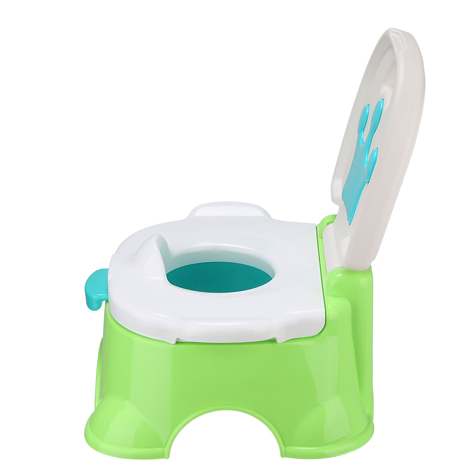 singing potty chair inflatable soccer ball kids baby toddler training toilet seat trainer