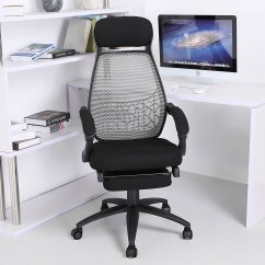 Relax Your Back Chair Chairs With Casters Executive Reclining Office Fabric Mesh High