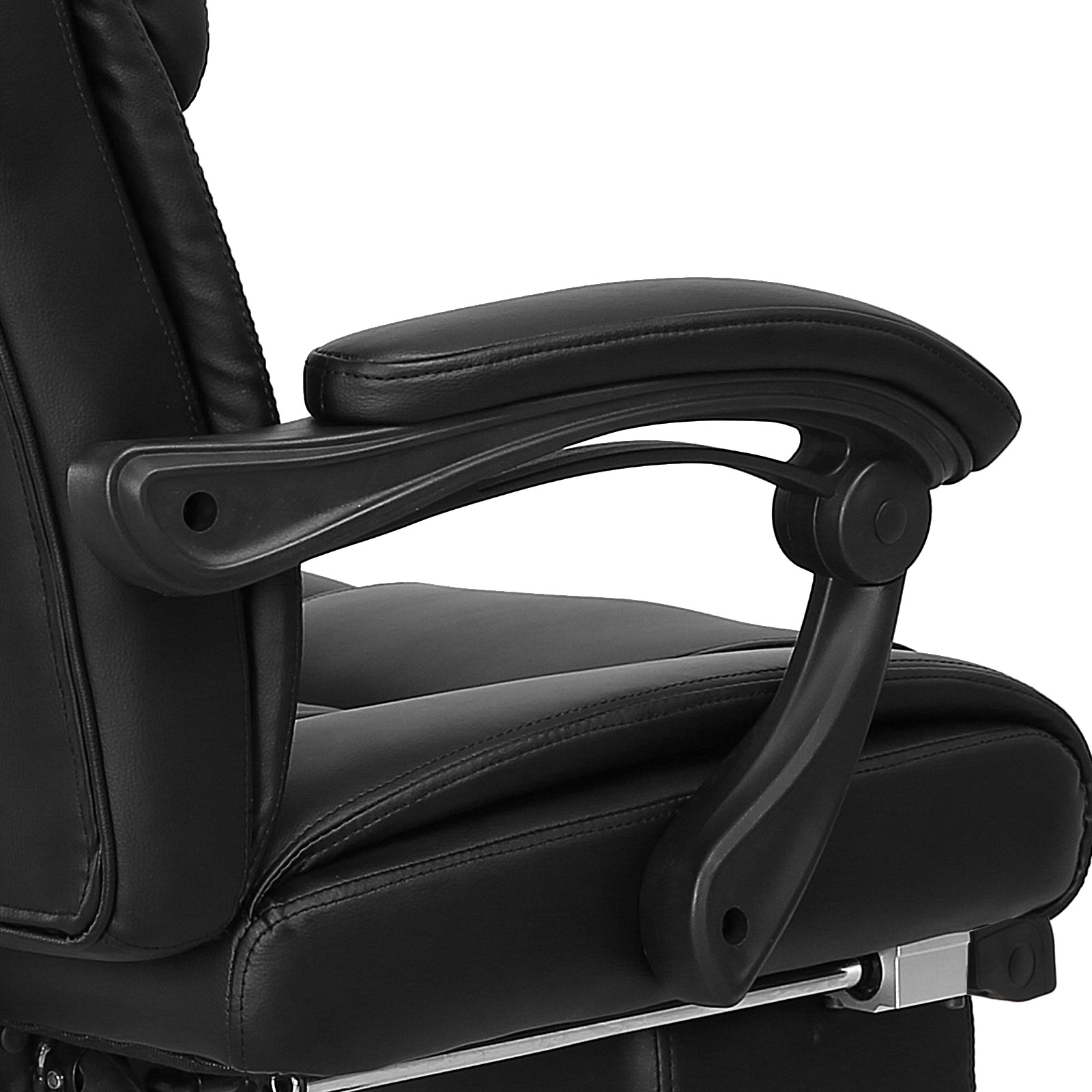 ergonomic chair with footrest desk school executive office high back reclining