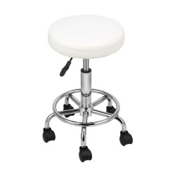 Swivel Chair Gas Cylinder Medical Office Chairs Waiting Room Salon Stool Hairdressing Barber Beauty
