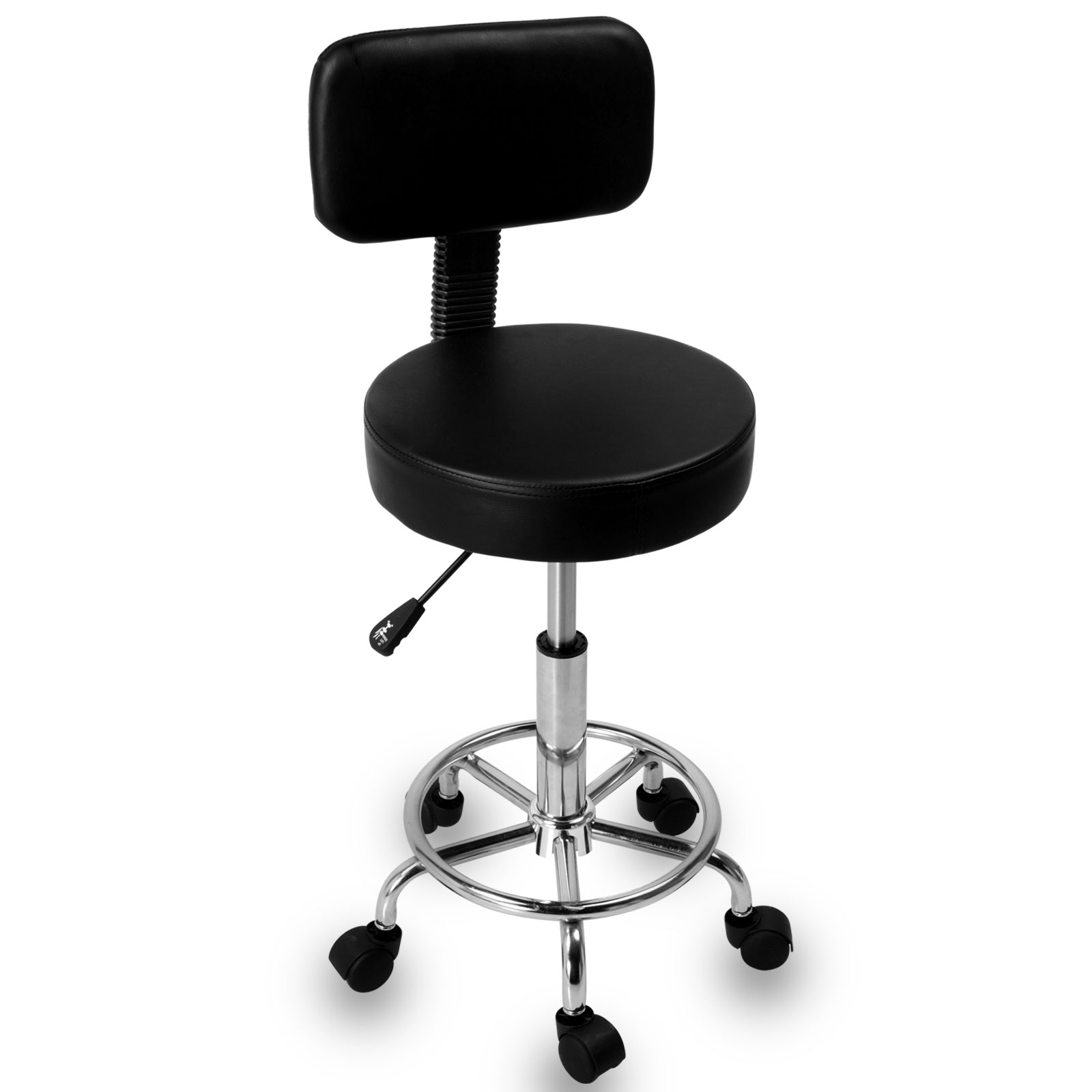 swivel chair gas cylinder rental austin hydraulic salon stool massage tattoo