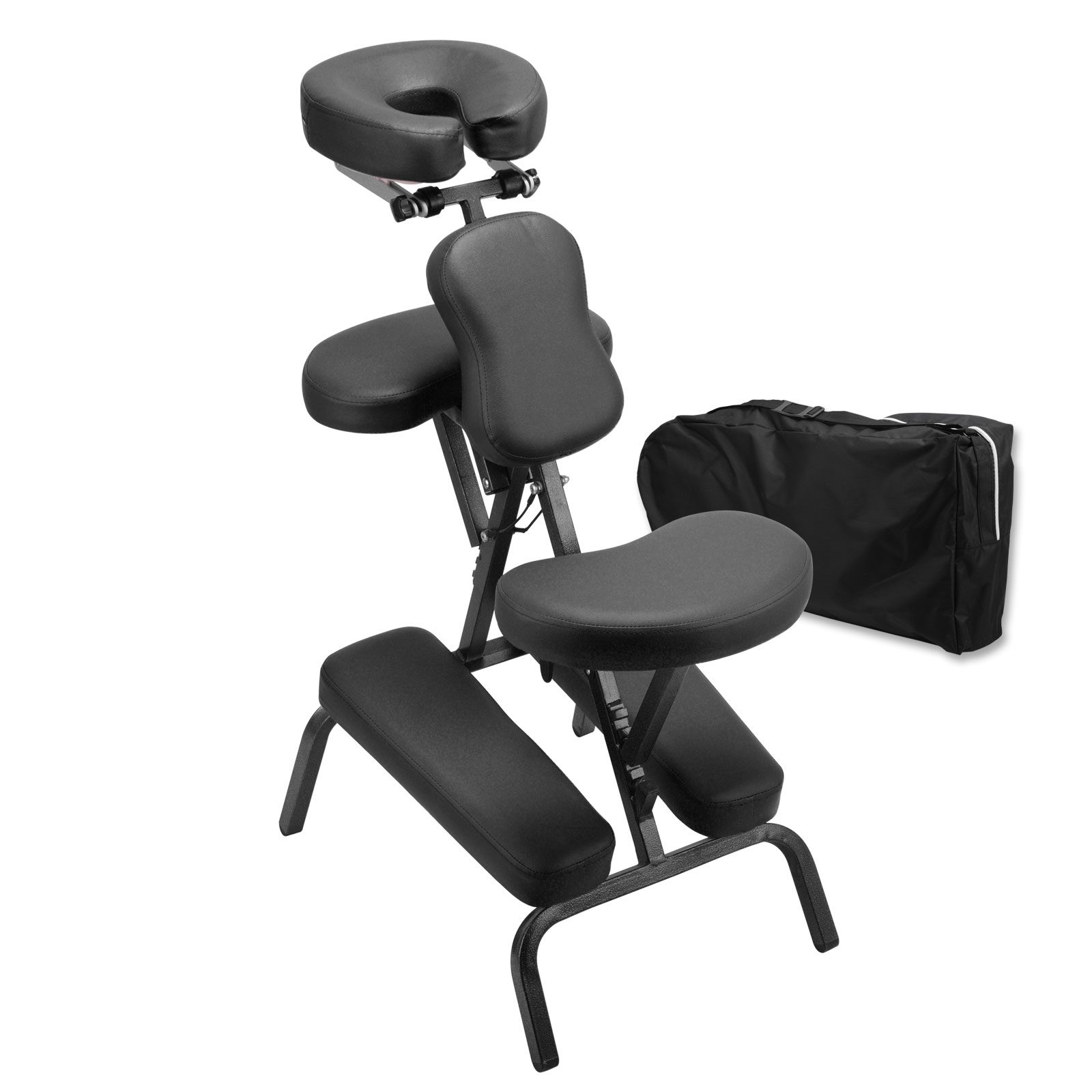 Portable Tattoo Chair Indian Head Massage Chair Stool Beauty Tattoo Couch
