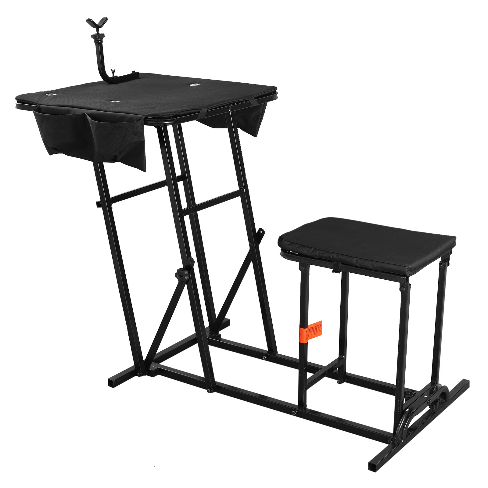 portable hunting chair american plastic toy table and chairs set shooting seat bench field range