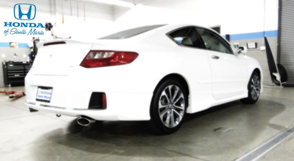 2013 Honda Accord -l V6 With Navigation Accessories