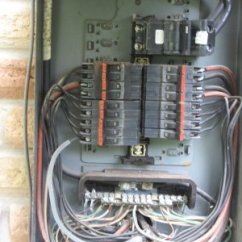 Square D Circuit Breaker Panel Wiring Diagram Lennox Thermostat Electrical Service