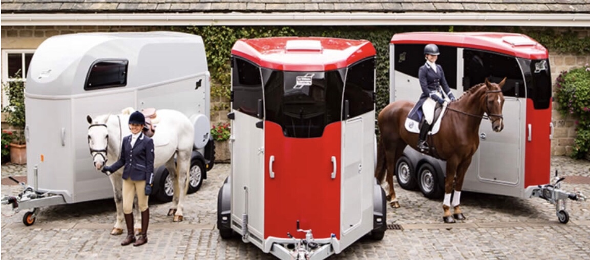 Ifor Williams new HBX range of trailers