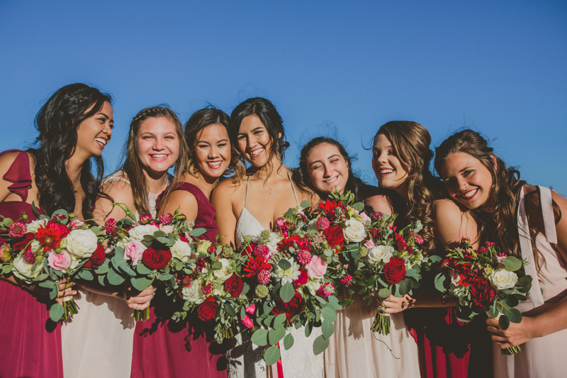 temecula wedding photography bridesmaids