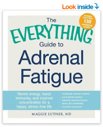 6.29 - The Everything Guide To Adrenal Fatigue Revive Energy Boost Immunity and Improve Concentration for a Happy Stress-free Life