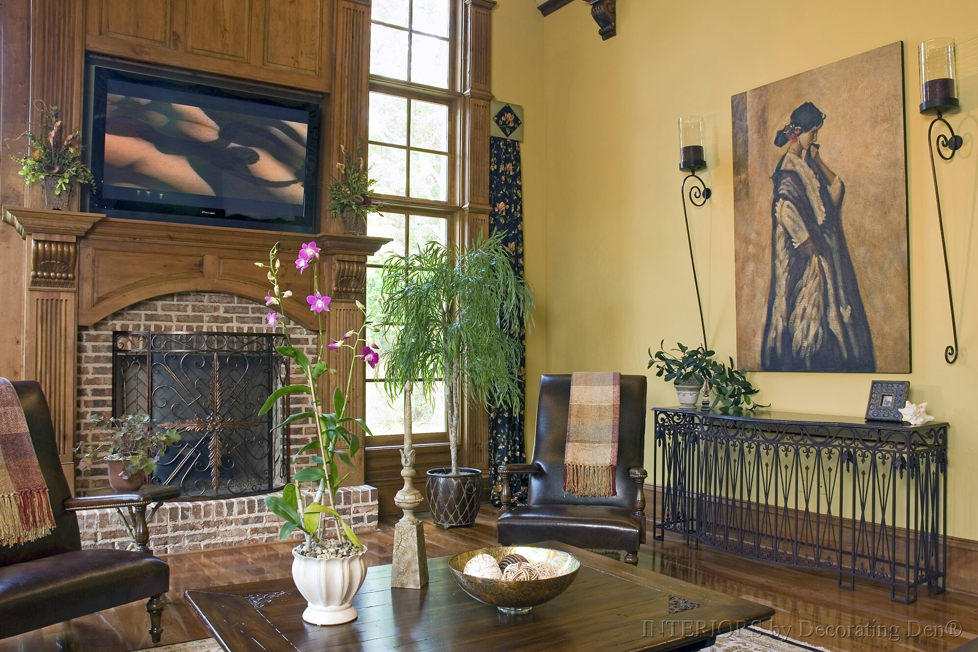 how to decorate a large living room with little furniture hammock tips and tricks for decorating tall low ceilings devine results your interior