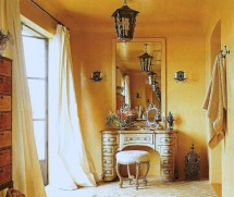 Tuscan Style Wall Colors