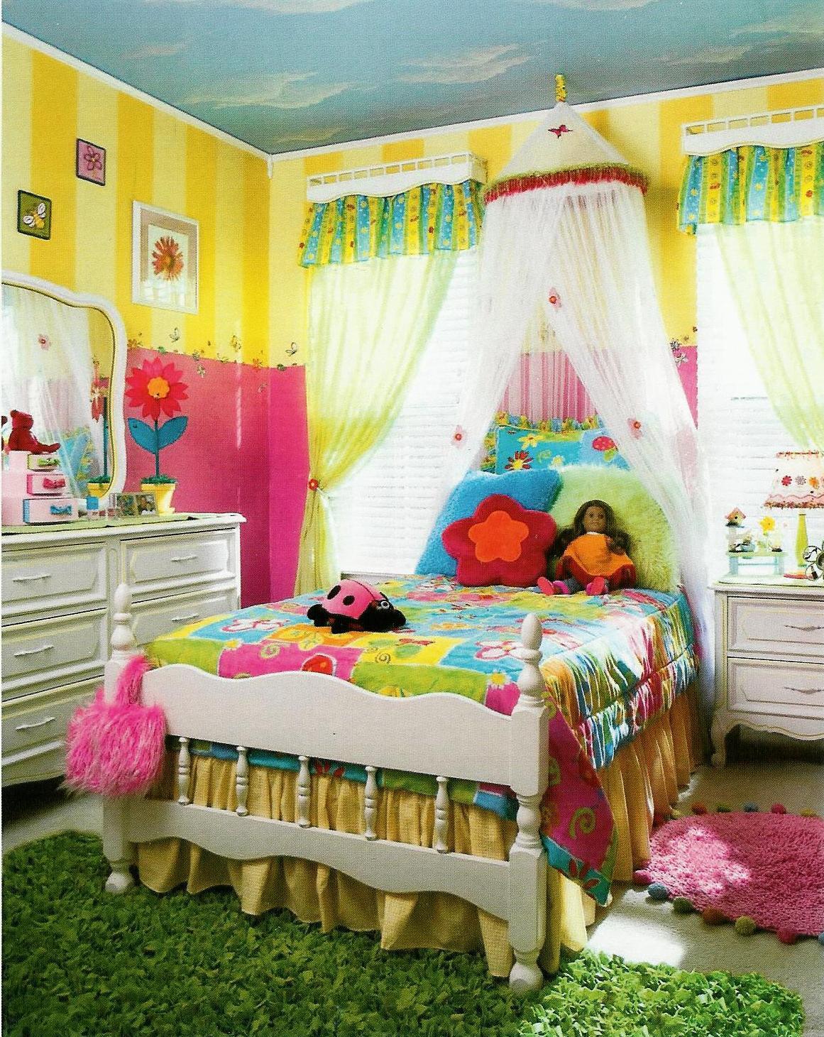Kids Rooms Decorations 2017  Grasscloth Wallpaper