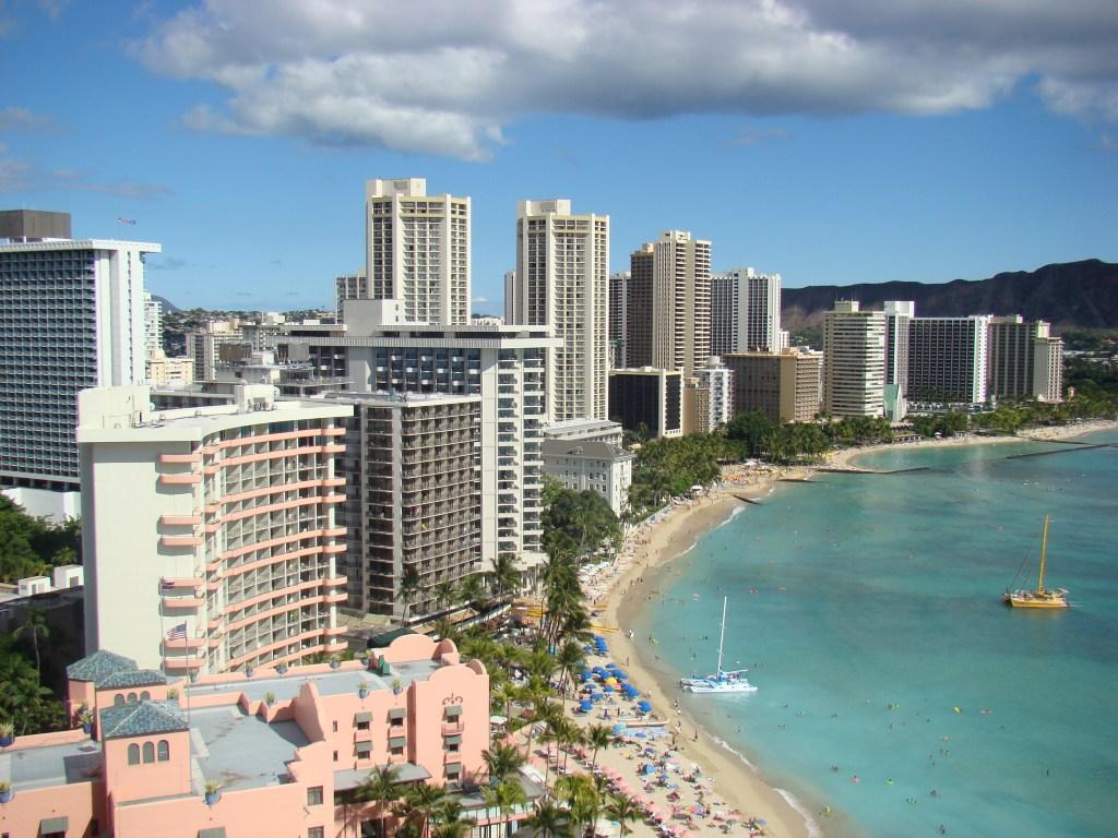 """The Royal Hawaiian's  """"Mailani Tower"""""""
