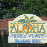 Dining in Lahaina Town
