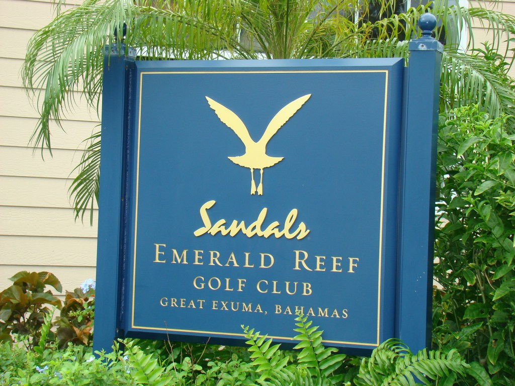 Sandals- Luxury Included Golf Vacations