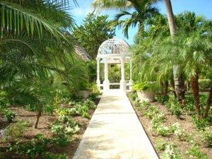 Garden Gazebo at Sandals Grande Antigua