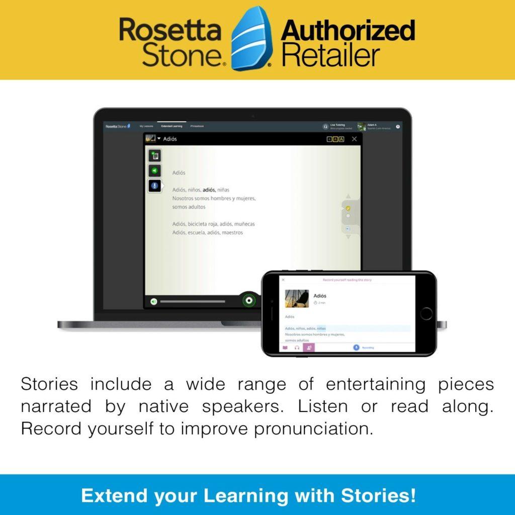 Rosetta Stone Lifetime Account License Per Language Your It Mate