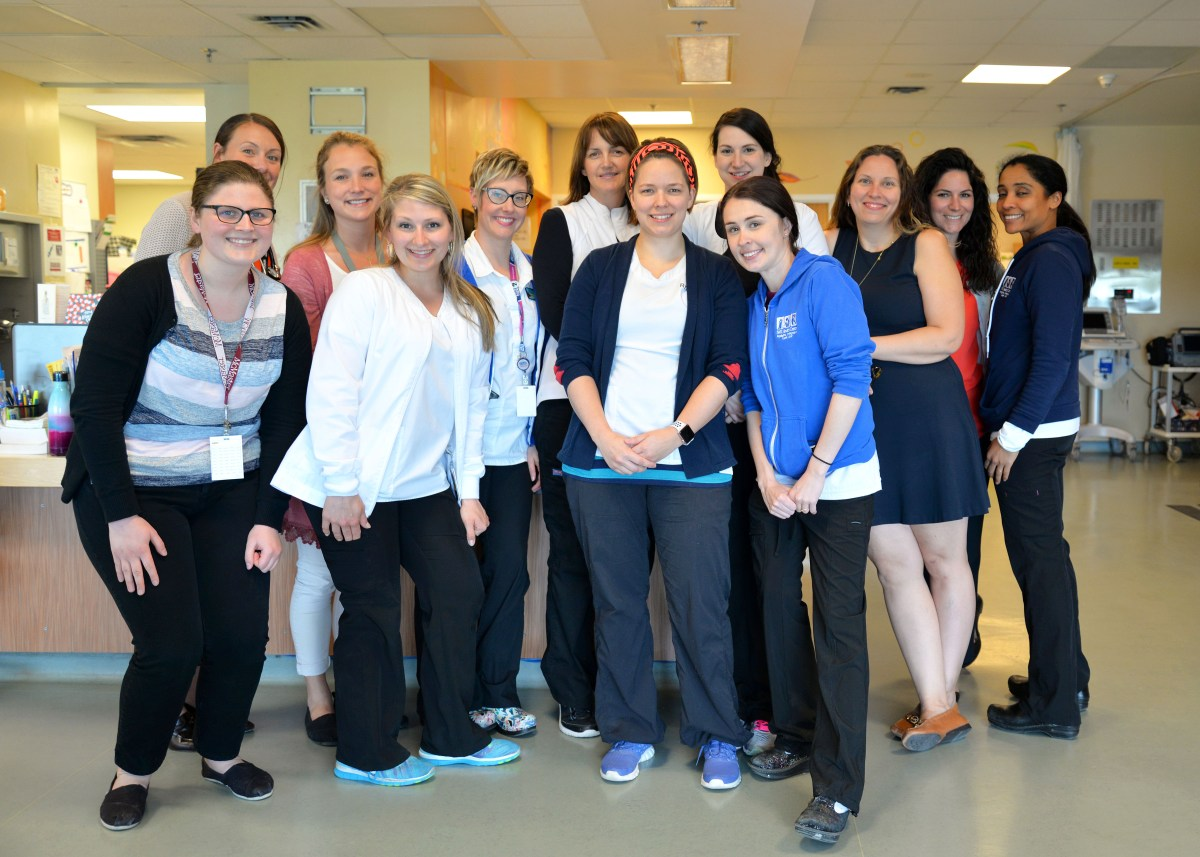 Caring for the critically ill: pediatric intensive care at the IWK