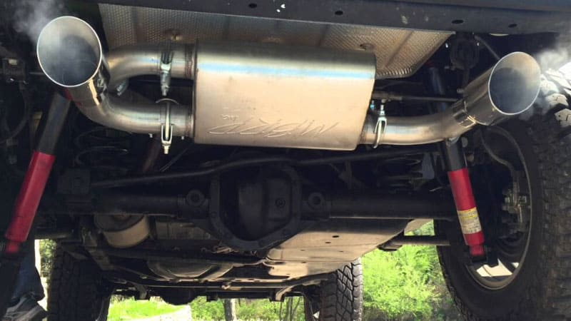 best jeep wrangler jk exhaust systems